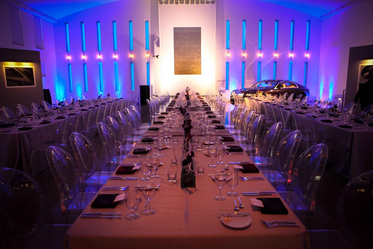 Corporate Events mit herausragendem Gesamtkonzept